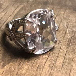 Beautiful CZ Ring